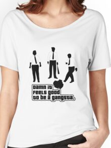 Damn It Feels Good To Be a Gangsta Women's Relaxed Fit T-Shirt