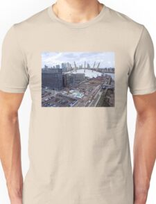 The mother ship has landed! Unisex T-Shirt