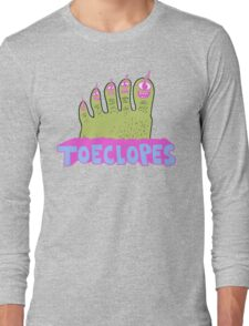 Toeclopes Long Sleeve T-Shirt