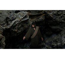 Jesus - Lazarus Come Forth! Photographic Print