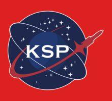 KSP Space Agency logo Baby Tee