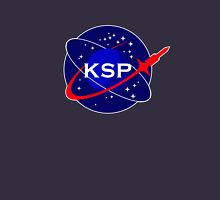 KSP Space Agency logo Unisex T-Shirt