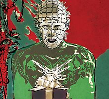 Merry Christmas Pinhead by thEcreations
