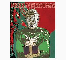Merry Christmas Pinhead Unisex T-Shirt
