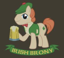 Irish Brony T-Shirt
