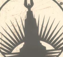 BioShock – Video Reel Rapture Logo Sticker
