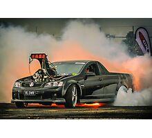 BLOWN Burnout Photographic Print