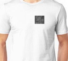 BW Nail Polish Print Unisex T-Shirt