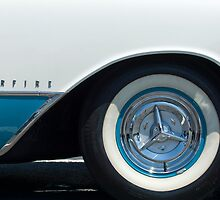 Oldsmobile Starfire Wheel by Jill Reger