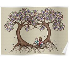 blossom trees Poster