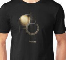 Acoustic Guitar Lite (please see description) Unisex T-Shirt