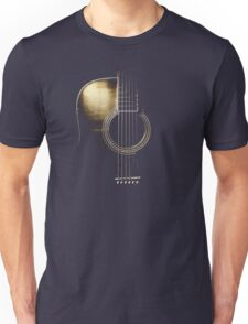 Acoustic Guitar Lite (please see description) Unisex T-Shirt