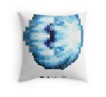 Classic Hadouken Throw Pillow