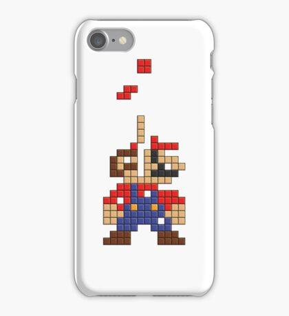 Super Mario Pixel iPhone Case/Skin