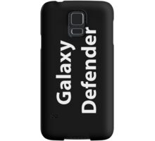 Galaxy Defender Samsung Galaxy Case/Skin