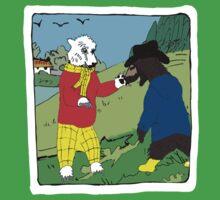 Bear Wars Kids Tee