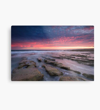 The Cold Desert ... Metal Print