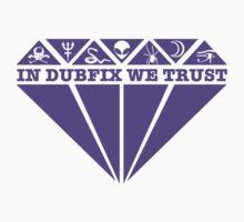 Dubfixx Diamond Purple Baby Tee