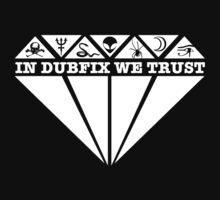 Dubfixx Diamond White One Piece - Long Sleeve