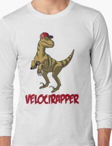 Velocirapper Long Sleeve T-Shirt