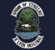 Spawn of Cthulhu - R'lyeh Original One Piece - Short Sleeve