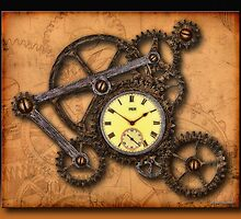 Bogus Time by Richard  Gerhard