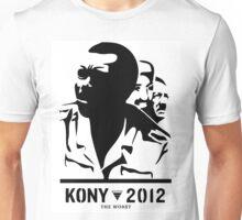 Kony 2012 (black & white) Unisex T-Shirt