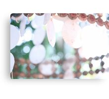 Wind Chime Canvas Print