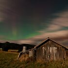 Aurora Australis, Southern Tasmania by NickMonk