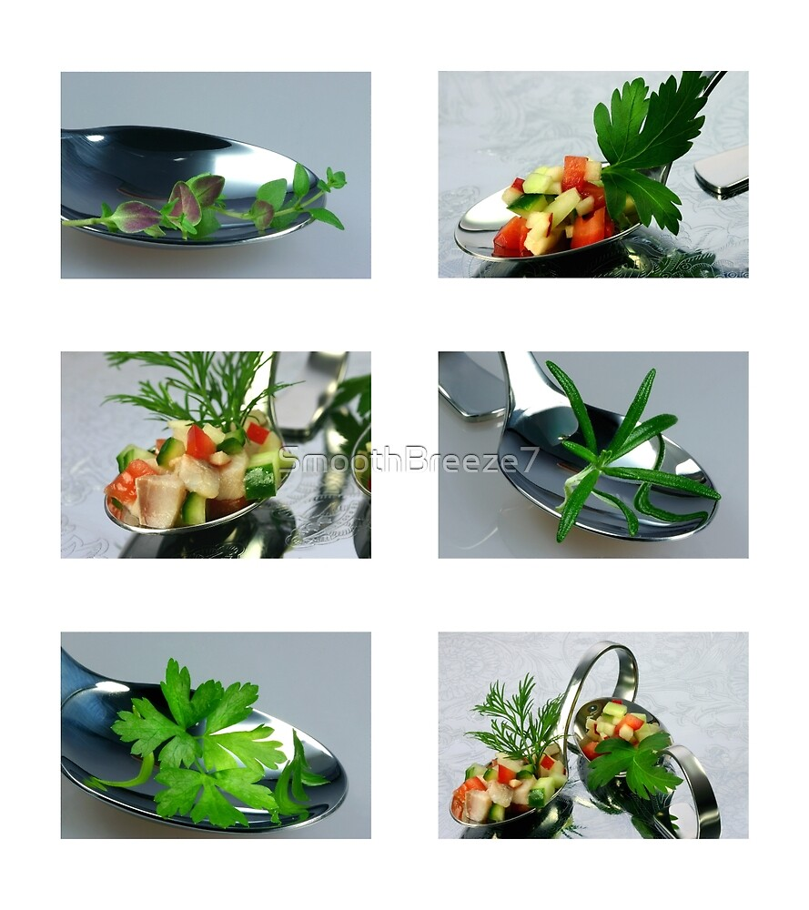 Matjes Salad for Fingerfood by SmoothBreeze7