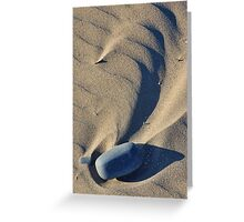 Wind Sculpture Greeting Card