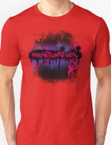 Moriarty was real (berry) Unisex T-Shirt