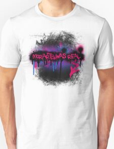 Moriarty was real (berry) T-Shirt