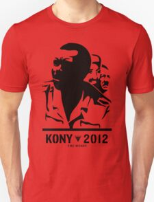 Kony 2012 (transparent) T-Shirt