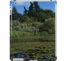 Pond Scene iPad Case/Skin