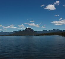 Lake Moogerah by Keith G. Hawley
