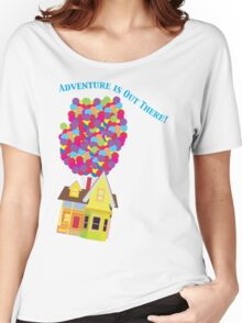 Balloon House Tee Women's Relaxed Fit T-Shirt
