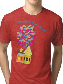 Balloon House Tee Tri-blend T-Shirt