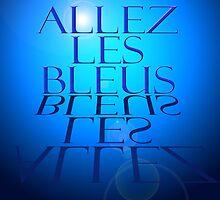 Allez Les Bleus by stuwdamdorp