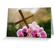 Easter Joy Greeting Card