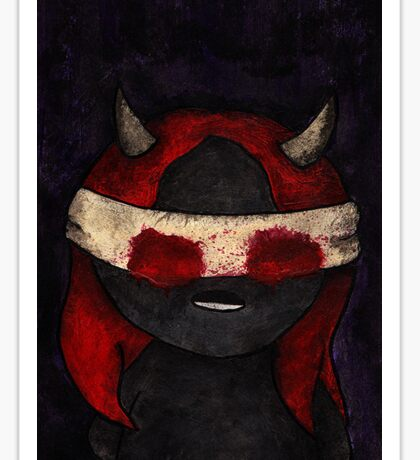 Lilith: Binding of Isaac  Sticker