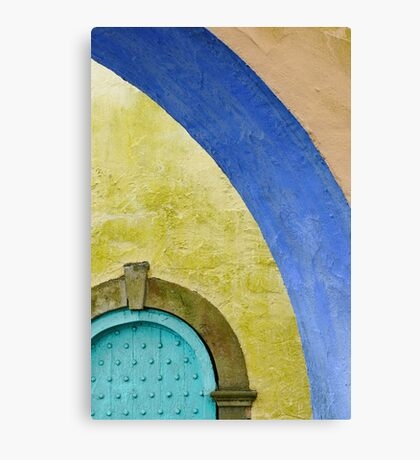 Portmeirion Archway and Door Canvas Print
