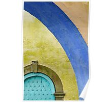 Portmeirion Archway and Door Poster