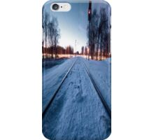 Look at the lights! iPhone Case/Skin