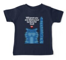 WILL IGNORE YOU Baby Tee