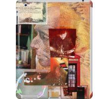 Max Earnst on Heat with Van Gogh. iPad Case/Skin