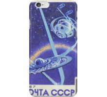 Soviets in Space? iPhone Case/Skin