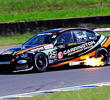 Michael Hector | Car 25 | Shannons Nationals 2012 by Bill Fonseca