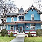 Blue Victorian by James Brotherton