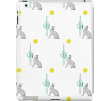 Howling party  iPad Case/Skin